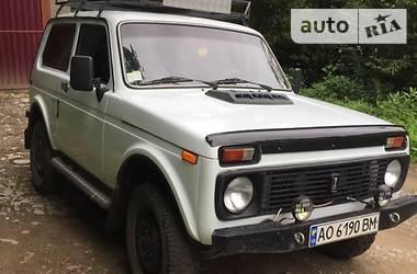 ВАЗ 2121 4 2007