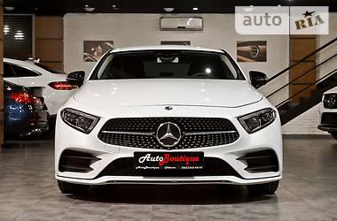 Mercedes-Benz CLS 400 d 4MATIC 2018