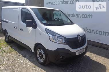 Renault Trafic груз. 1.6DCI  2015