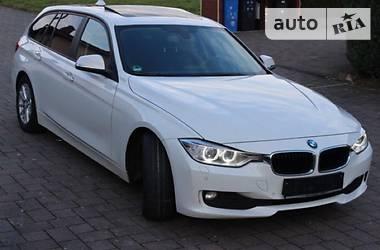 BMW 320 135 KWT 2013