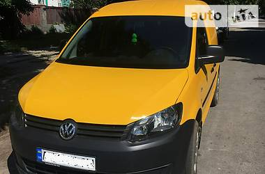 Volkswagen Caddy груз. 2.0 TDI 2012