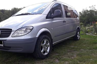 Mercedes-Benz Vito пасс. 115 2006