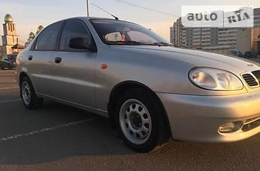 Daewoo Lanos 1.6 SX 2007