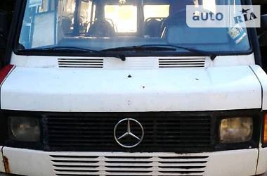 Mercedes-Benz 208 пасс. 1993