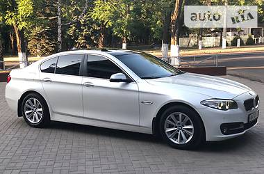 BMW 525 D X-Drive 2016