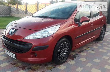 Peugeot 207 1.6i 2008