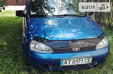 ВАЗ 1118 Калина Газ 2006
