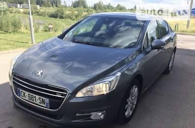 Peugeot 508 1.6 HDi 2012