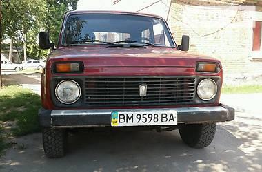 ВАЗ 2121  1.6 1990