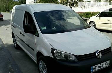 Volkswagen Caddy груз. MAXI 4X4 2.0TDI 2012