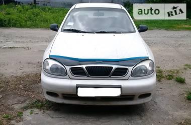Daewoo Lanos 2001