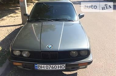 BMW 320 м52 б20 1986