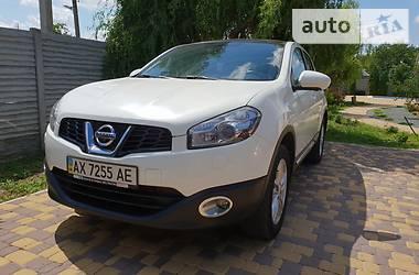Nissan Qashqai 2.0 4wd max 2012