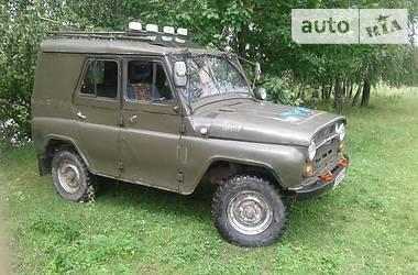 УАЗ 469Б 1984