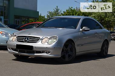 Mercedes-Benz CLK 270 2.7 2003