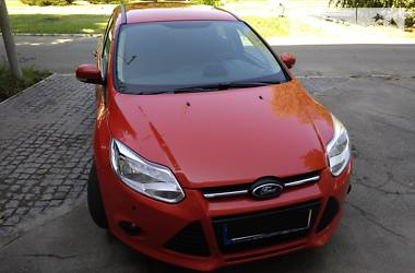 Ford Focus Trend Wagon 2012