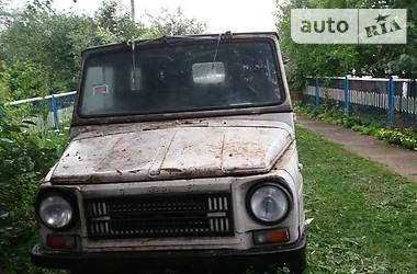 ЛуАЗ 968 1991