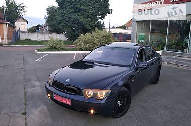 BMW 730 D. 2004