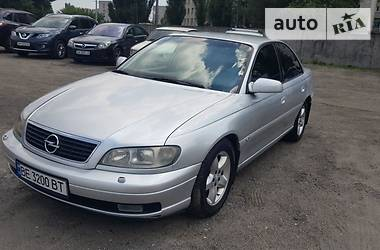 Opel Omega Restyling 2002