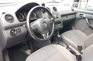 Volkswagen Caddy пасс. 2.0 TDI-DSG6 2013