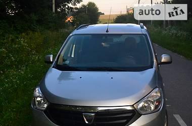 Dacia Lodgy LPG 2012