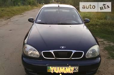 Daewoo Lanos SE 2005