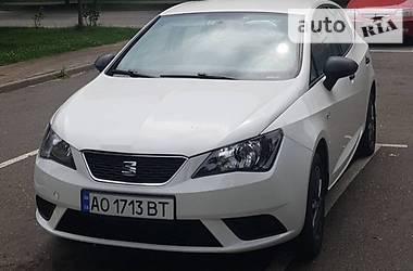 Seat Ibiza I-tech 2014