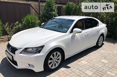 Lexus GS 250 Luxury+ 2014
