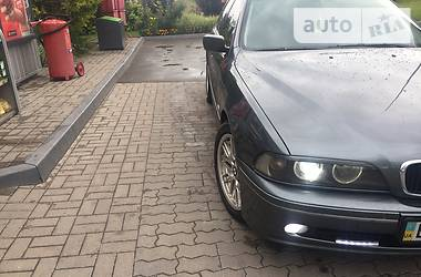 BMW 530 EXCLUSIVE EDITION 2003