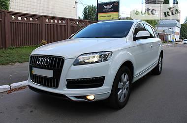Audi Q7 3.0 TDI quattro 2012