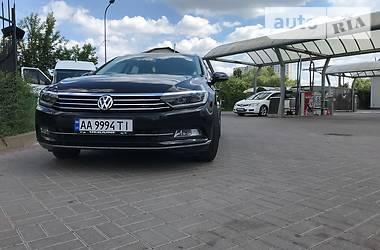 Volkswagen Passat B8 highline 2015