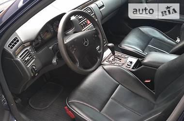 Mercedes-Benz E 320 avantgarde 2000