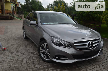 Mercedes-Benz E 250 E250 4matic bluetec 2015