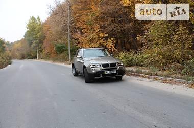 BMW X3 xDrive 3.0SI 2007