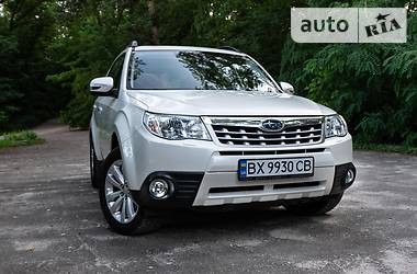 Subaru Forester 2.0 X 2011