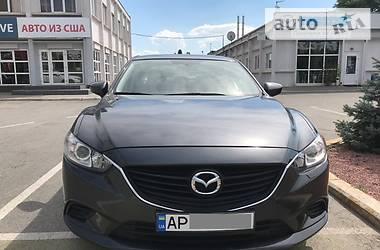 Mazda 6 sport 2016
