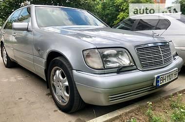 Mercedes-Benz S 300 TURBO DIESEL 1997