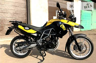 BMW GS abs 2013