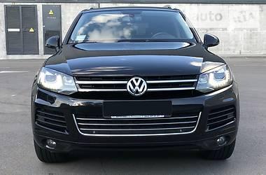 Volkswagen Touareg Premium+ 2013