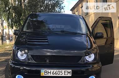 Mercedes-Benz Vito пасс. 112 2001