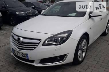 Opel Insignia 2.0 TDI 2014