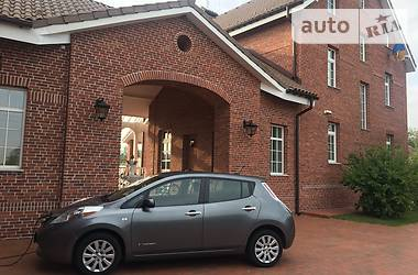 Nissan Leaf 24 кВт 2015