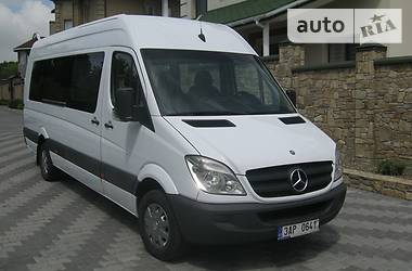 Mercedes-Benz Sprinter 313 пасс. EXTRA LONG 2011