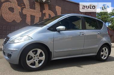 Mercedes-Benz A 170 Avantgarde 2007