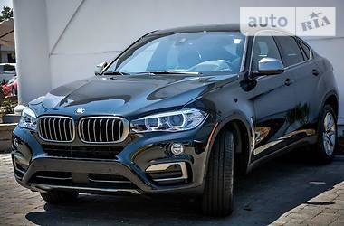 BMW X6  XDRIVE35I PREMIUM 2018