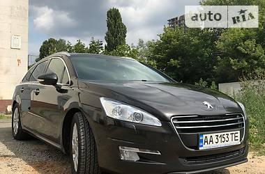 Peugeot 508 SW 2012