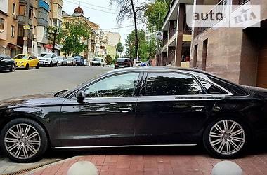 Audi A8 4.0TFSI Long 2013