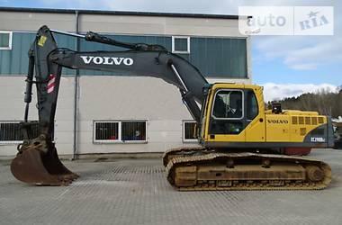 Volvo EC 290BLC 2007