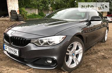 BMW 320   COUPE 2015