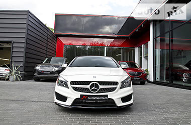 Mercedes-Benz CLA 250 4matic 2013